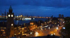Hamburg-Hafen-Nacht