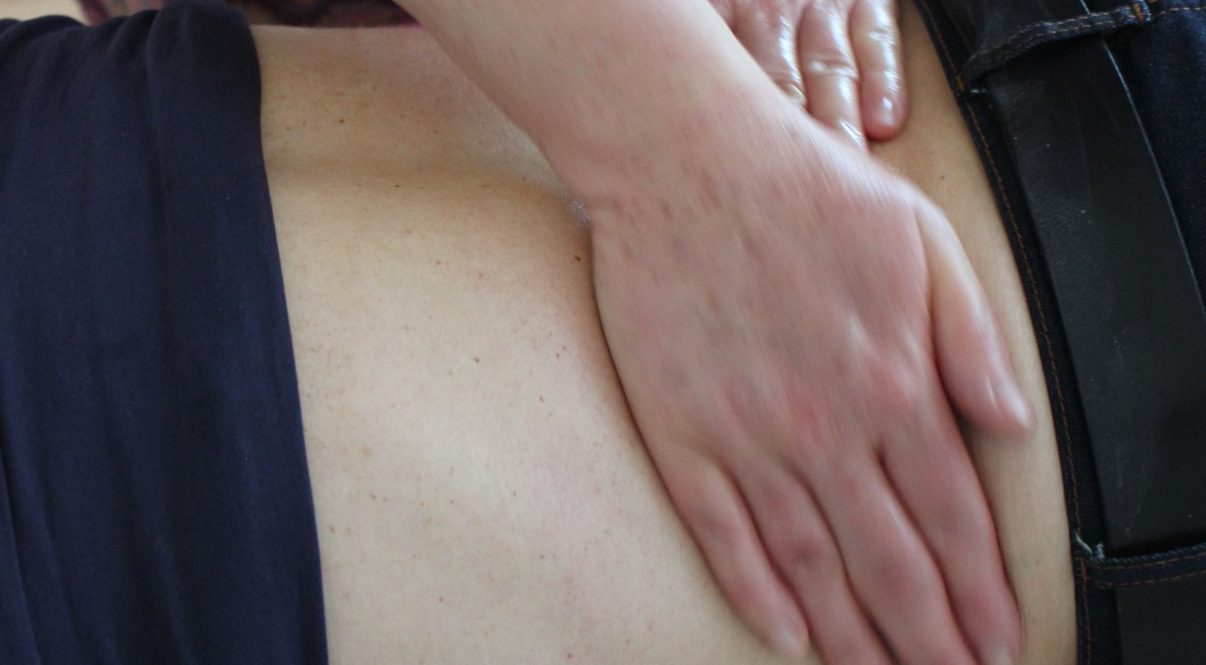 Massage Hände